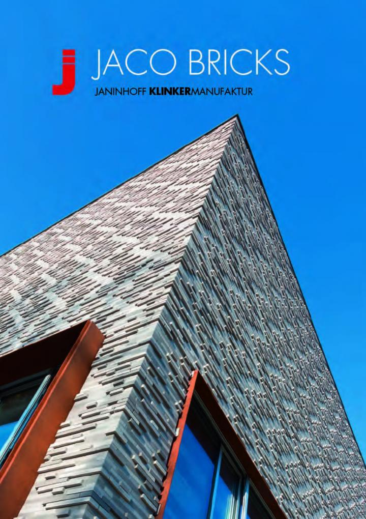 JACO BRICKS architecture catalogue (current)