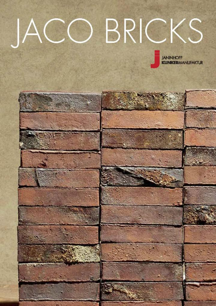 JACO BRICKS  ASSORTMENT Catalogue (ARCHIVE)