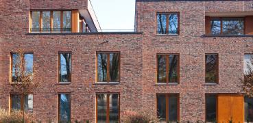 RESIDENTIAL UNIT PIUSALLEE, MÜNSTER